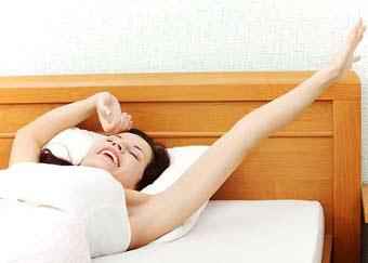 Тренування для ранкового пробудження